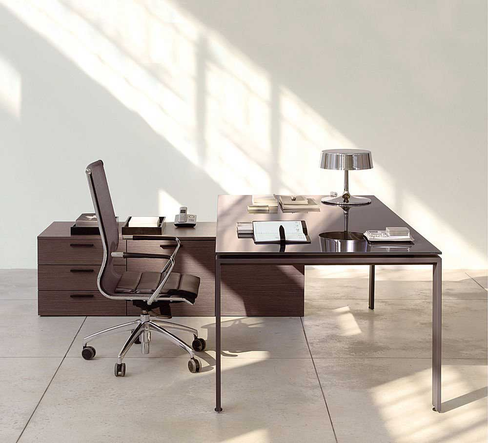 Enchanting office design ideas with nice innovative ideas office furniture for comfortable home - Awesome ideas of designer desks for home ...